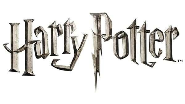 Harry Potter Logo 2004 to 2011