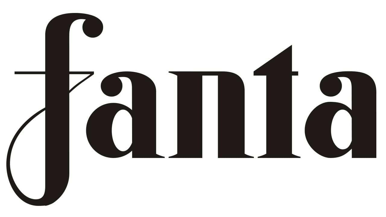 Fanta Logo 1940 to 1962