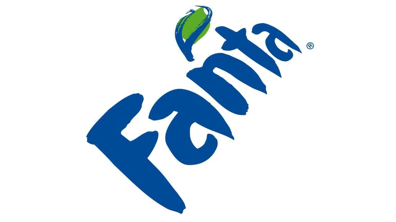 Fanta Logo 2004 to 2009