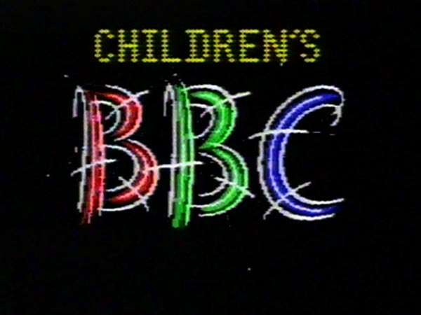CBBC Logo History 1985 to 1991