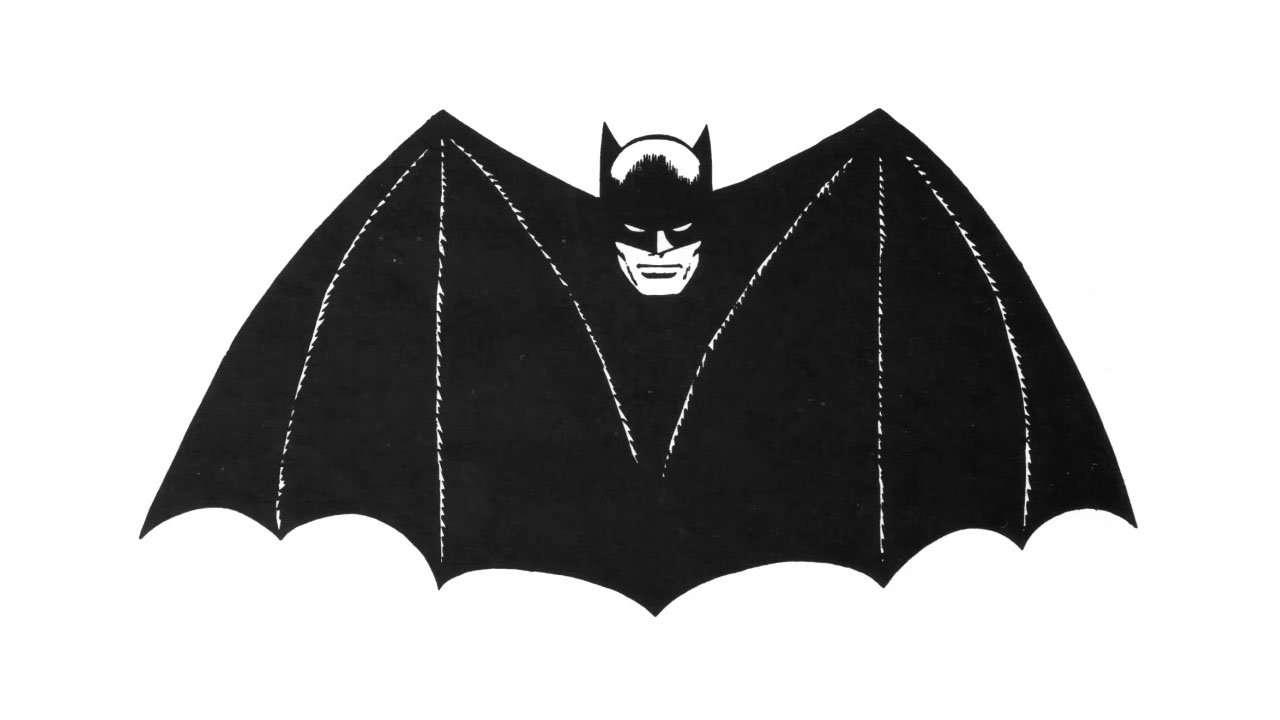 Batman Logo - The Instant Redesign 1940