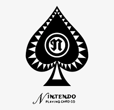 Nintendo Logo 1950 - 1960