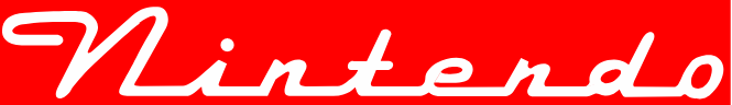 Nintendo Logo 1964 - 1967